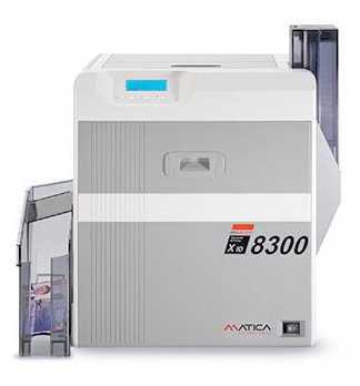 MATICA XID 8300 Printer